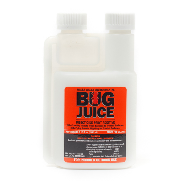 Bug Juice, insect repellent, bug repellent, log cabin care, log home care, log cabin home care, repellent for insects, repellent for bugs