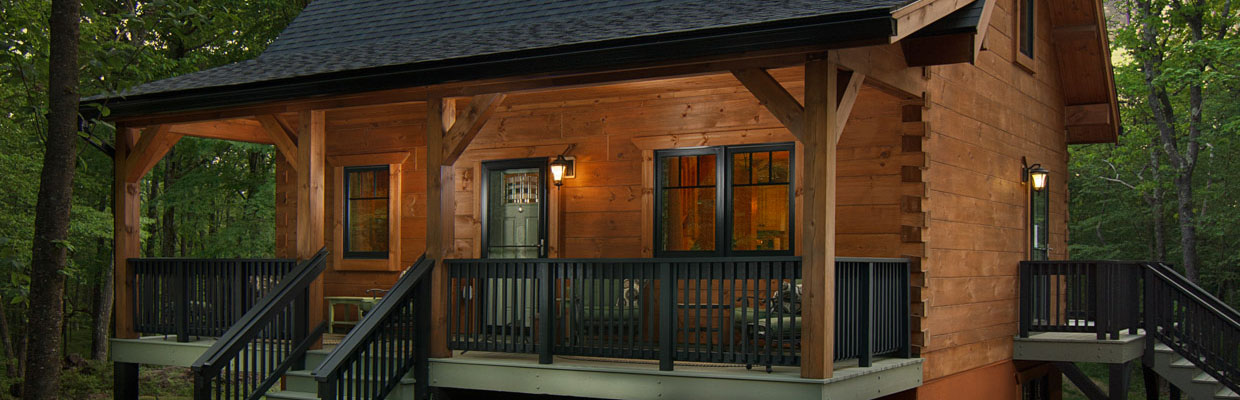 Home page log cabin care for Log cabin maintenance